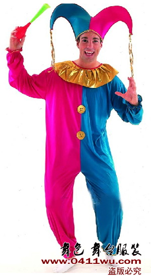 送小丑帽 生日聚会搞笑服装